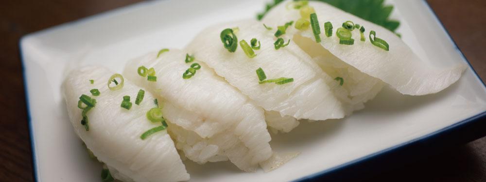 えんがわを魚屋が解説 | お寿司の定番は何の魚?