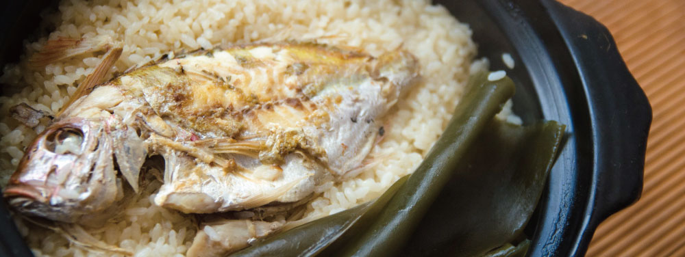 【簡単レシピ】土鍋を使った鯛めしの作り方