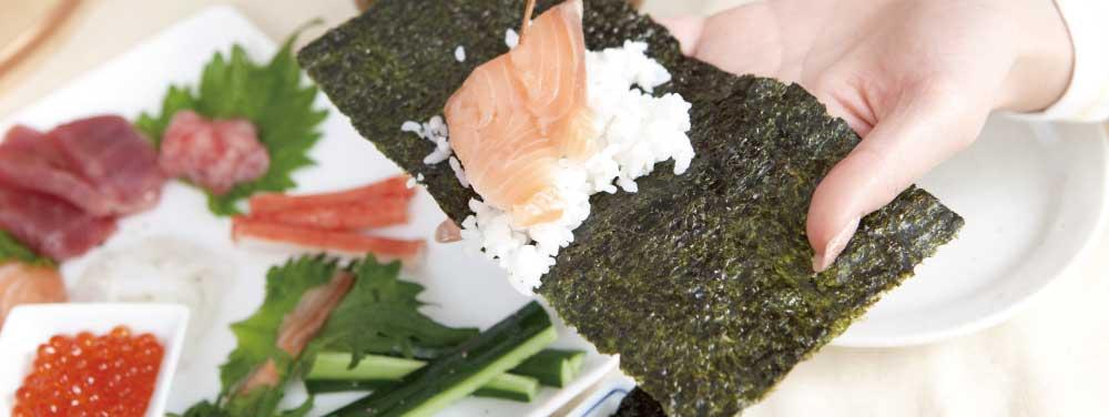 【お魚屋さんが教える】手巻き寿司にオススメのネタ|変わりダネもあり!